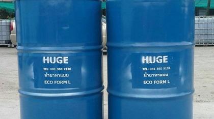 น้ำยาทาแบบความเข้มข้นสูง ชนิดผสมน้ำ Eco Form S หรือ Eco Form C
